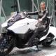 DCT搭載、アメリカンバイク意識した骨太マシン…ホンダ NM4-01